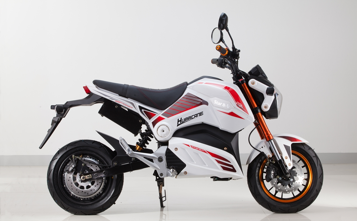 Star8 Motorcycle