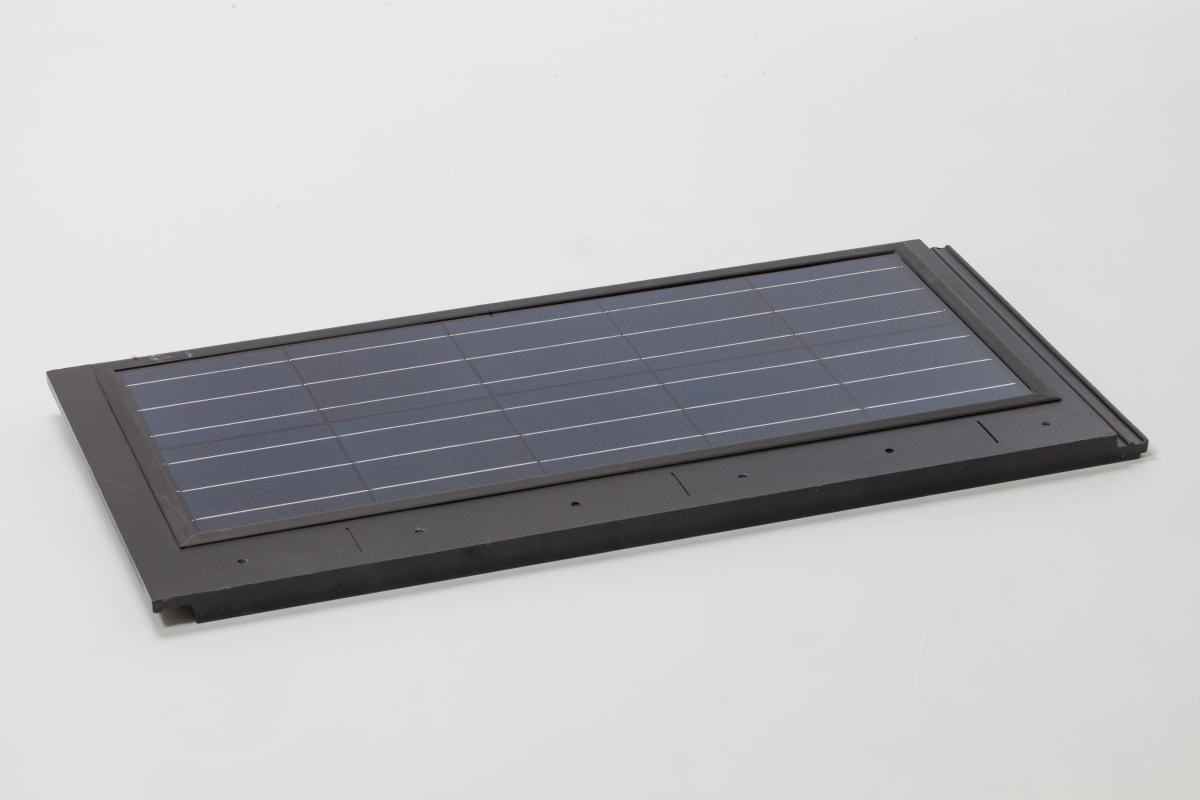 Seamless Solar Roof series
