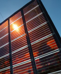 Solar Glass series
