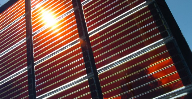 Solar Glass series
