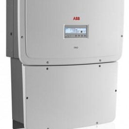 Inverter ABB TRIO-20.0/27.6-TL-OUTD (20 to 27.6 kW)